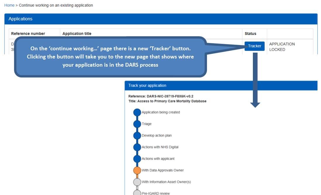 application tracker